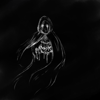 Apparition - #19 - Ghost by Imaginary-Alchemist