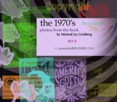 .:the '70s set II:. by porcelainBRUSHES