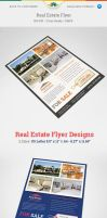 Real estate flyer by Saptarang