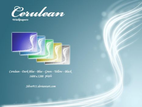 Cerulean Wallpapers by Silver911