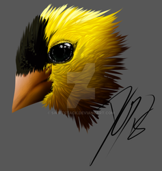 Goldfinch Warmup by Swiftstack