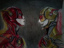 the flash by olayo276