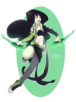 Thief Shego by Skirtzzz