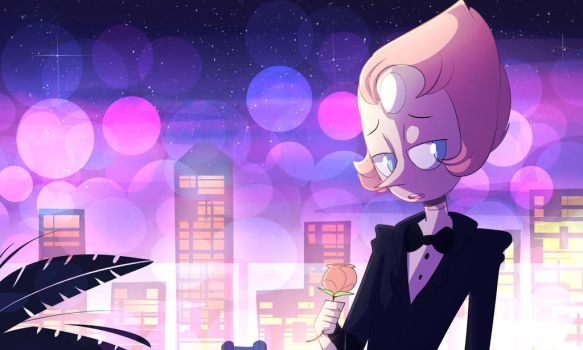 It's Over - Pearl - (STEVEN UNIVERSE) by Elemental-FA