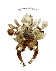 It's been 14 years by Luce-in-the-sky