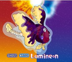 Lumineon Alola Form by Sulfura
