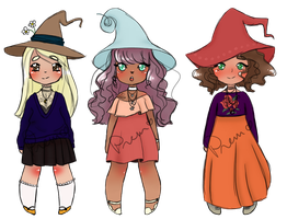 witch adopts [closed] by PremadonnaGirl
