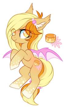 Honey Cake by Naughty-Savage