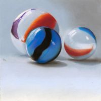 three marbles by classina