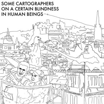 EP cover - Some Cartographers by Mopie