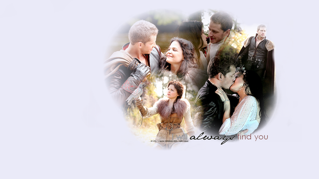 Once Upon A time: Snow+Charming by forr-yoouu