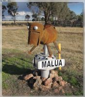 Malua Mail Box by JohnK222