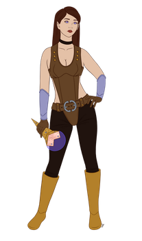 Savonna Wildpaw by HideTheDecay