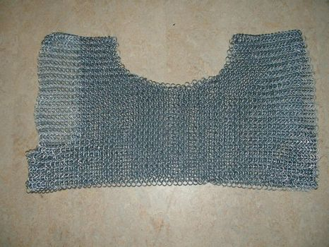 Chainmail Vest-WIP by Ojive