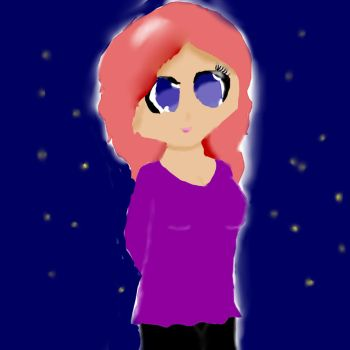My First Paint Tool Sai by DerpysGalleria