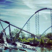 millennium force and shoot the rapids by poeticwriter007