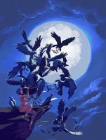 The mother of crows by Furedo