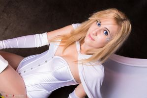 Emma Frost by GiuAto