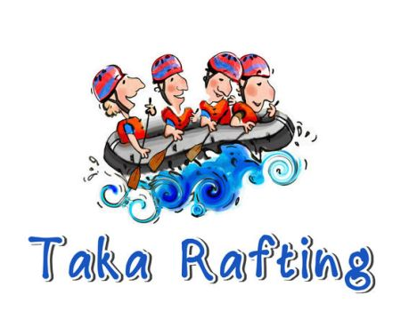 taka rafting by ataysoy