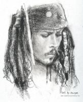 Jack Sparrow by Amayou