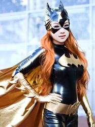 Batgirl Bishoujo Cosplay by VampBeauty