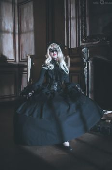 Orchid Black by Lady-Timariel