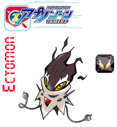 DZApp: Ectomon by Shadypenpen