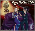 New Year 2008 by eERIechan