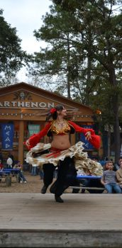 Renaissance Festival Gypsy 1 by theoracleofdreams