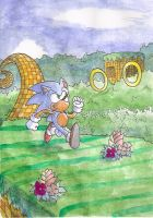 Sonic the Hedgehog 4 by ThePandamis