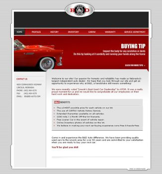 BD Auto Sales by LessOrdinary