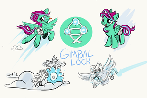 Gimbal Lock character sheet by LytletheLemur