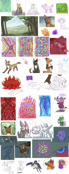 spring iscribble dump by TheRoguez