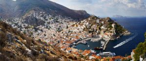 Greece - Hydra - Hydra Port - 02 by GiardQatar