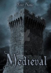 Medieval Book Cover by Corvinerium