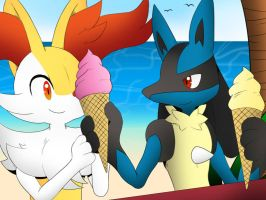 [Collaboration] Summer Dessert by Winick-Lim