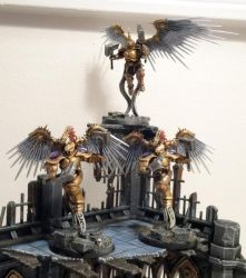 Prosecutors of the Lions of Sigmar by roganzar