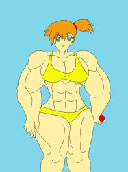 Ultimate Misty  by espeonshiny03-Color by rogex999