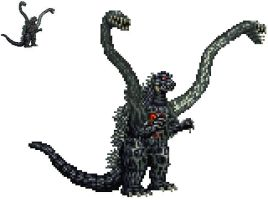 The Mutation Sprite by GIGAN05