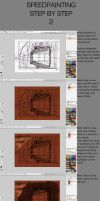 .:Speedpaint step by step 2:. by David-Holland