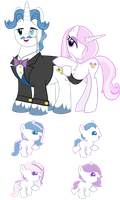 Fancy Pants And Fleur De Lis (Closed) by Daddys-Girl1997