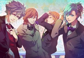 QUARTET NIGHT by Miyukiko