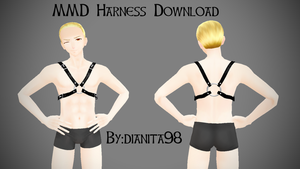 Mmd Request: Harness Download by dianita98