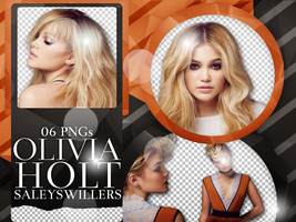 Olivia Holt PNG Pack #9 by irwinbae