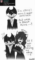 Ask Suit Bendy #2 by HirobArt