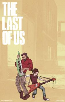 The Last Of Us- Summer by MikeDimayuga