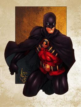 Red Robin by Eddy-Swan-Colors
