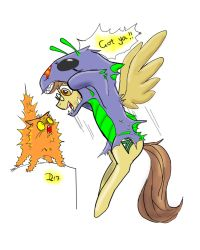 MLP TheFerbguy SURPRISE CL by Kimbawest
