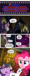 Castle Crasher Comic by PixelKitties