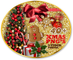 Large Xmas pack png DOWNLOAD LINK IN DESCRIPTION by iamszissz